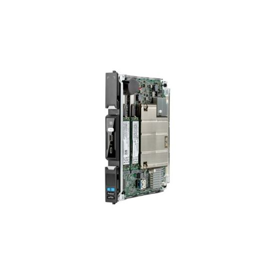 HPE ProLiant m710x - Xeon E3-1585LV5 3 GHz - 0 GB - 0 GB