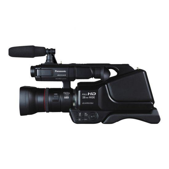 Panasonic AVCCAM AG-AC8 - Videokamera - lagring: flashkort