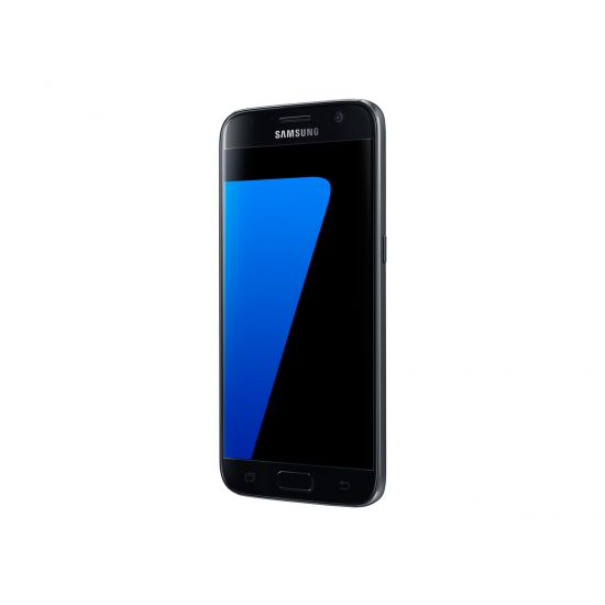 Samsung Galaxy S7 - SM-G930F - sort - 4G HSPA+ - 32 GB - TD-SCDMA / UMTS / GSM - smartphone