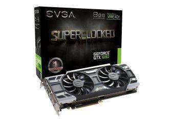EVGA GeForce GTX 1080 SC GAMING ACX 3.0 &#45 NVIDIA GTX1080 &#45 8GB GDDR5X
