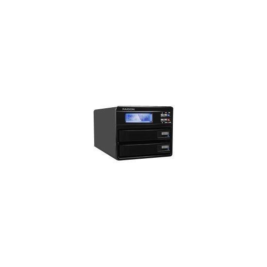RAIDON GearRAID GR3630-2S-WBS2 - harddisk-array