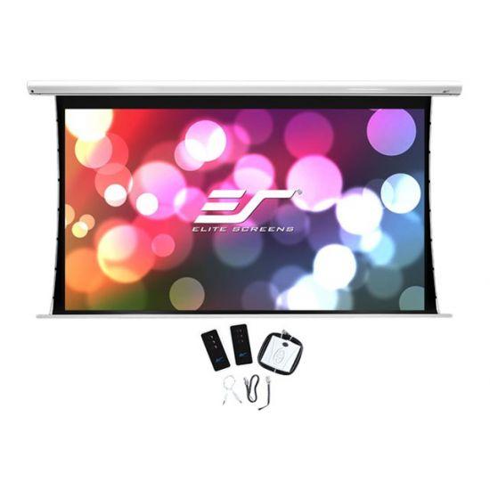 Elite Screens Saker Tab-Tension Series SKT165XHW2-E6 - projektionsskærm - 165 tommer (419.1 cm)