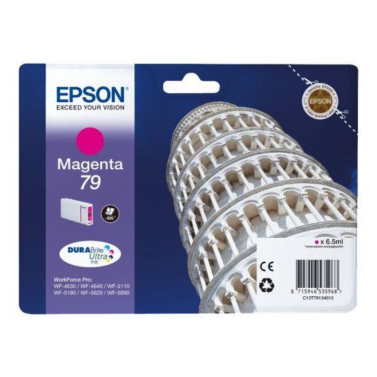 Epson 79 - magenta - original - blækpatron