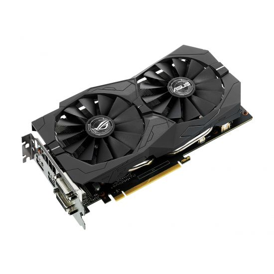 ASUS ROG STRIX-GTX1050TI-O4G-GAMING &#45 NVIDIA GTX1050Ti &#45 4GB GDDR5 - PCI Express 3.0 x16