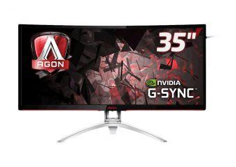 "AOC Gaming AGON series AG352UCG  LED-Skærm 35"" NVIDIA G-SYNC MVA 4ms"