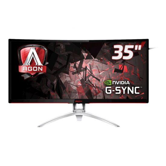 "AOC Gaming AGON series AG352UCG  LED-Skærm 35"" NVIDIA G-SYNC MVA 4ms - 3440x1440"