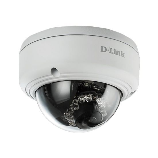 D-Link DCS-4602EV Full HD Outdoor Vandal-Proof PoE Dome Camera - netværksovervågningskamera