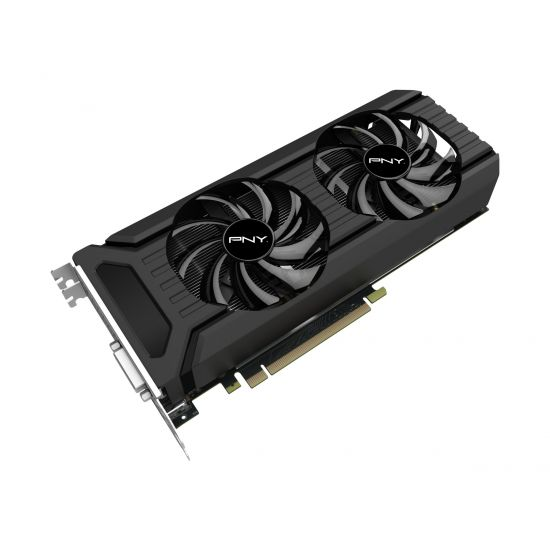 PNY GeForce GTX 1060 &#45 NVIDIA GTX1060 &#45 6GB GDDR5 - PCI Express 3.0 x16