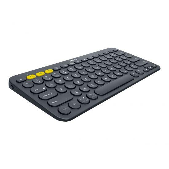 Logitech Multi-Device K380 - tastatur - Dansk/Finsk/Norsk/Svensk
