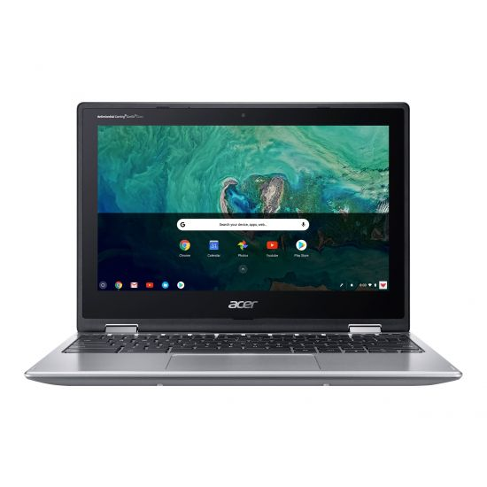 "Acer Chromebook Spin 11 CP311-1HN-P2CZ - 11.6"" - Pentium N4200 - 4 GB RAM - 64 GB SSD - Nordisk"