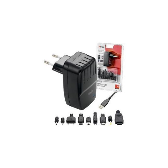Trust Universal Power Adapter PW-2999p - strømforsyningsadapter
