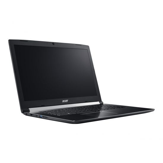 Acer Aspire 7 A717-71G-58F0 - Intel Core i5 (7. Gen) 7300HQ / 2.5 GHz - 8 GB DDR4 - 256 GB SSD - NVIDIA GeForce GTX 1050 Ti 4GB GDDR5 SDRAM - 17.3""