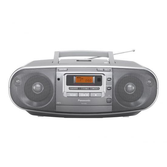 Panasonic-RX-D50 - boombox - CD