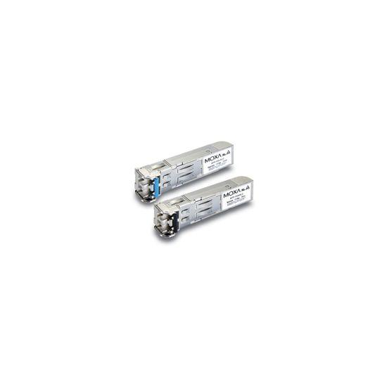 Moxa SFP-1G40BLC-T - SFP (mini-GBIC) transceiver modul - GigE