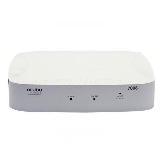 Aruba 7008 (RW) 100W PoE+ - styringsenhed for netværk