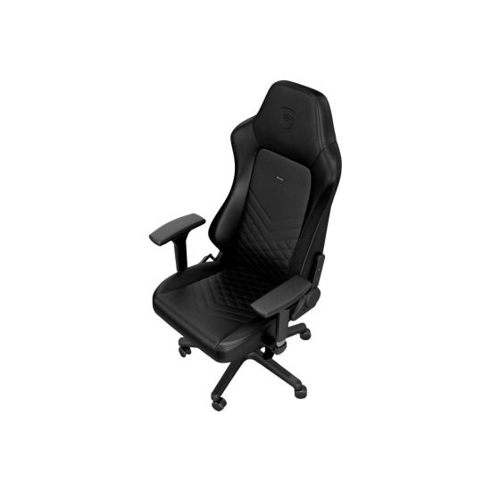 noblechairs HERO Faux Leather Gaming Chair - Black/Black