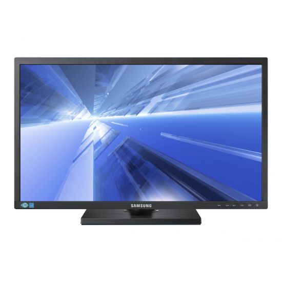 "Samsung SE650 Series S24E650DW &#45 LED-Skærm 24"" Plane to Line Switching (PLS) 4ms - 1920x1200 ved 60Hz"