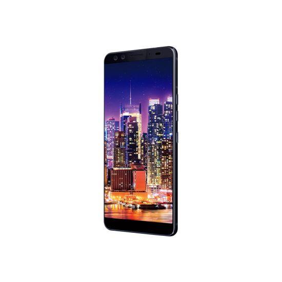 HTC U12+ - gennemsigtig blå - 4G HSPA+ - 64 GB - GSM - smartphone