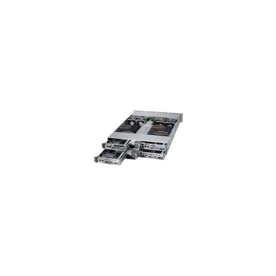 Supermicro A+ Server 2022TG-HLIBQRF - rack-monterbar - uden CPU - 0 MB