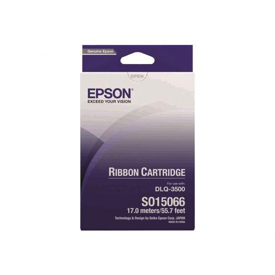 Epson - 1 - sort - tekstilbånd for printer