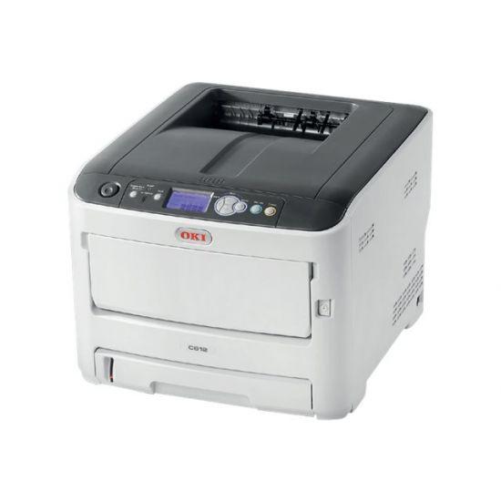 OKI C612dn - printer - farve - LED