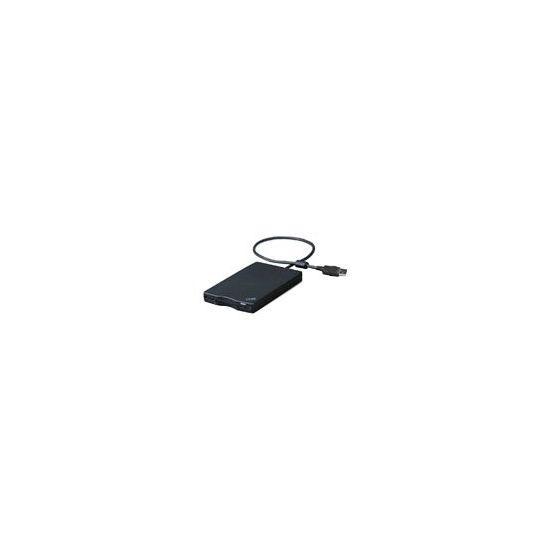 Lenovo ThinkPlus USB Portable Diskette Drive - diskettedrev - USB - ekstern