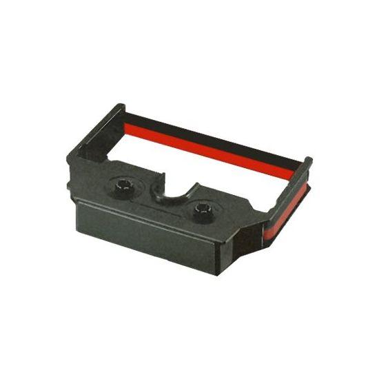 Epson ERC 02BR - 1 - sort, rød - print-bånd