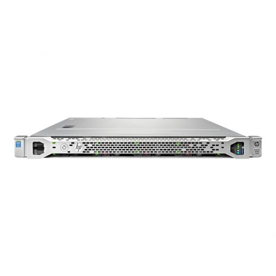 HPE ProLiant DL160 Gen9 - rack-monterbar - Xeon E5-2620V4 2.1 GHz - 16 GB - 0 GB