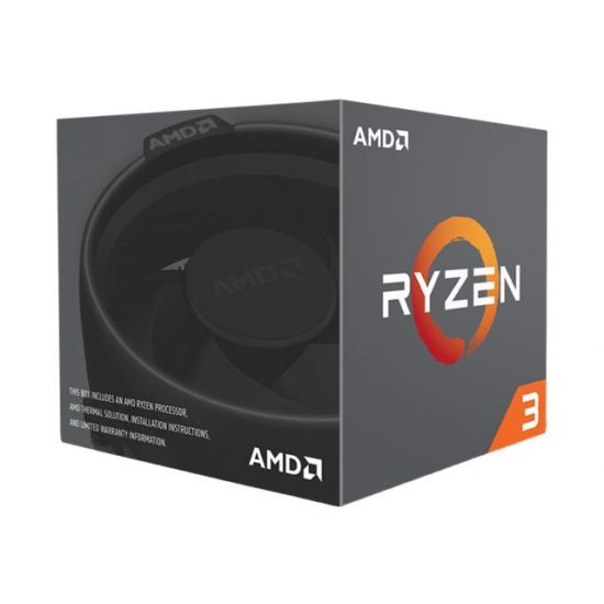 AMD Ryzen 3 1200 / 3.1 GHz Processor - AM4