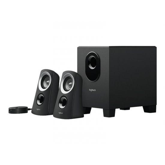 Logitech Z-313 - højttalersystem - til PC