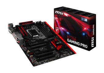 MSI H170A GAMING PRO