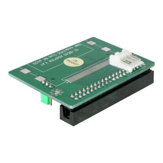 DeLOCK IDE to Compact Flash CardReader - kortlæser - IDE