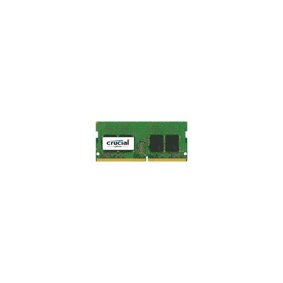 Crucial &#45 16GB &#45 DDR4 &#45 2133MHz &#45 SO DIMM 260-PIN - CL15