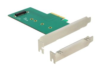 DeLOCK PCI Express x4 Card > 1 x internal NVMe M.2