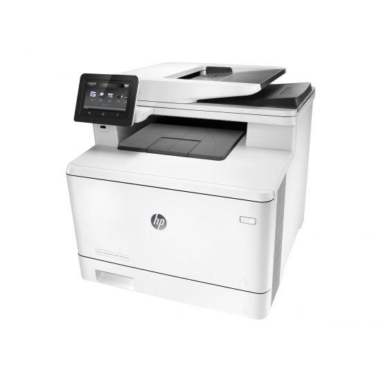 HP LaserJet Pro MFP M377dw - multifunktionsprinter (farve)