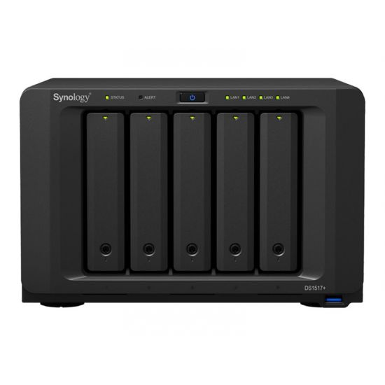 Synology Disk Station DS1517+ (2GB ram)