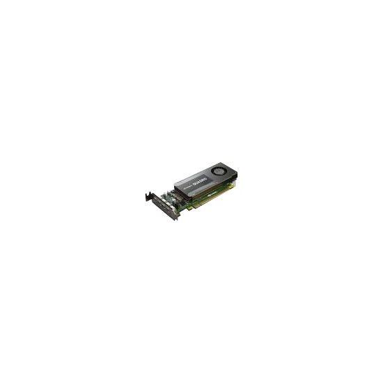 NVIDIA Quadro K1200 &#45 NVIDIA QuadroK1200 &#45 4GB GDDR5 - PCI Express 2.0 x16