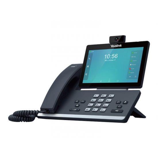 Yealink SIP-T58V - IP-videotelefon - digitalkamera, Bluetooth-interface