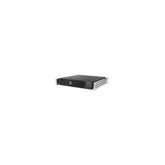 APC Smart-UPS RT 1000VA - UPS - 700 Watt - 1000 VA - med APC UPS Network Management Card AP9631