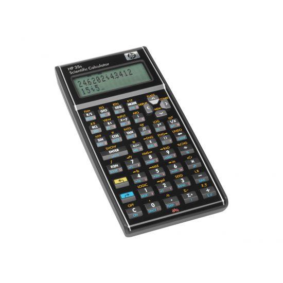 HP 35s - videnskabelig regnemaskine