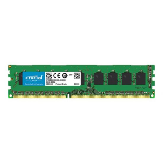 Crucial &#45 8GB &#45 DDR3 &#45 1866MHz &#45 DIMM 240-pin - CL13