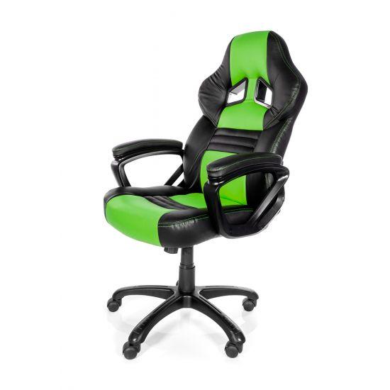 Arozzi Monza Gaming Chair - grøn