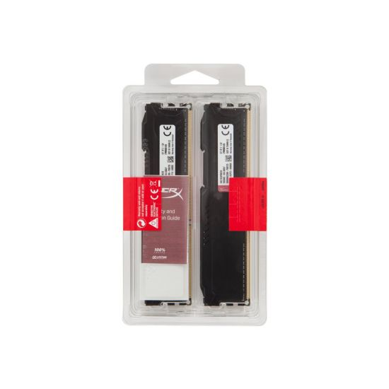HyperX FURY &#45 16GB: 2x8GB &#45 DDR3 &#45 1866MHz &#45 DIMM 240-pin