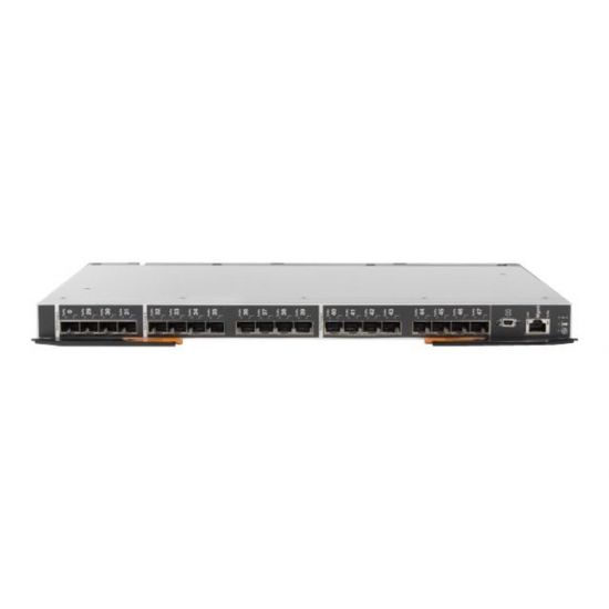 Lenovo Flex System FC5022 16Gb SAN Scalable Switch - switch - 48 porte - Administreret - plug-in modul
