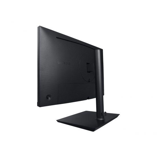 """Samsung SH850 Series S27H850QFU &#45 LED-Skærm 27"""" AMD FreeSync Plane to Line Switching (PLS) 4ms"""