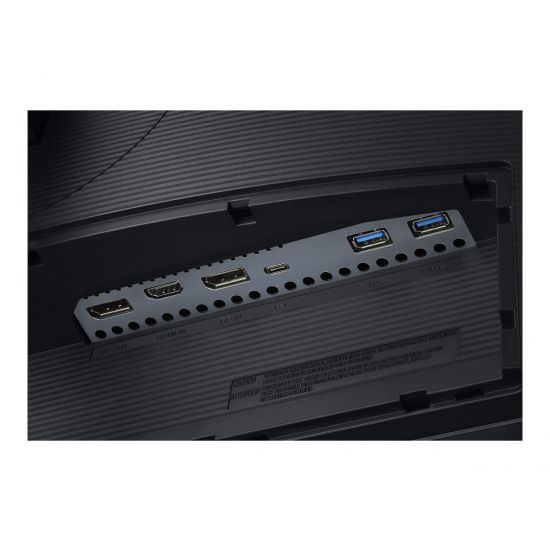 """Samsung SH85 Series S27H850QFU &#45 LED-Skærm 27"""" AMD FreeSync Plane to Line Switching (PLS) 4ms"""
