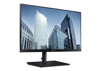 "Samsung SH85 Series S27H850QFU &#45 LED-Skærm 27"" AMD FreeSync Plane to Line Switching (PLS) 4ms"