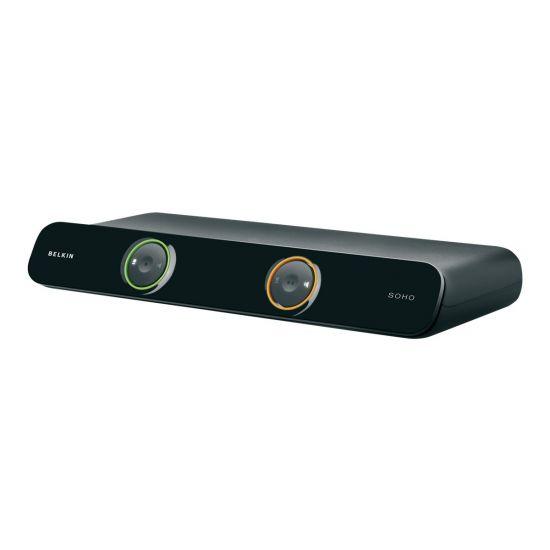 Belkin SOHO KVM Switch VGA & PS/2 USB - KVM / audio / USB switch - 2 porte