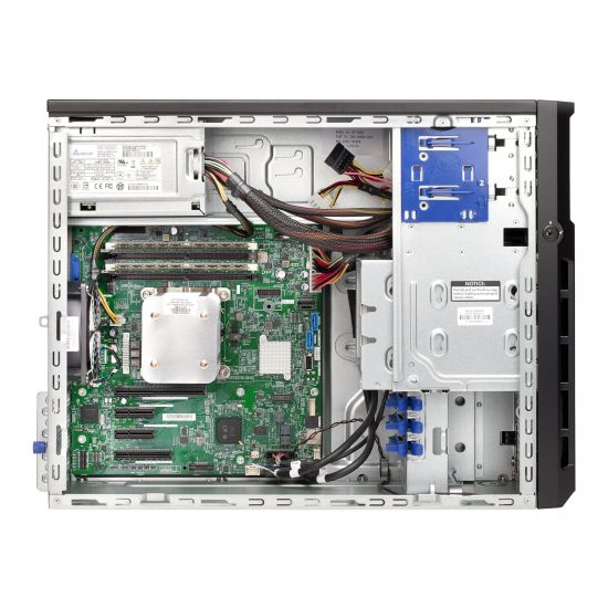 HPE ProLiant ML30 Gen9 - tower - Xeon E3-1220V5 3 GHz - 8 GB - 2 TB