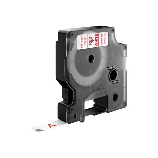 DYMO D1 - tape - 1 rulle(r) - Rulle (0,9 cm x 7 m)